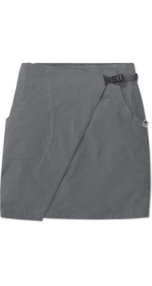 Klättermusen W's Vanadis Skirt Dark Grey